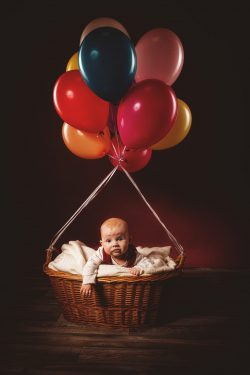 Baby-/Kleinkindfotografie